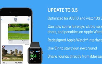 Update Your Golfshot App to Version 3.5