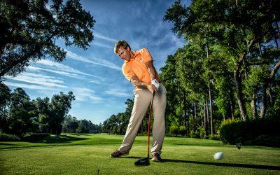 Gain Maximum Control of Your Golf Game