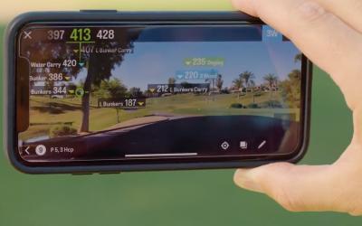 Golfshot Introduces Golfscape AR!