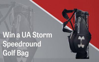 UA Storm Golf Bag Winner Coming Soon