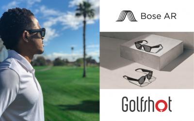 Golfshot and Bose Break Ground in Forbes Magazine