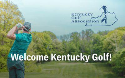 Welcome Kentucky Golf Association (KGA)