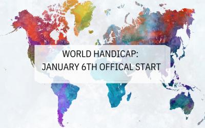 2020 World Handicap Changes: No GHIN Posting Jan. 1-5