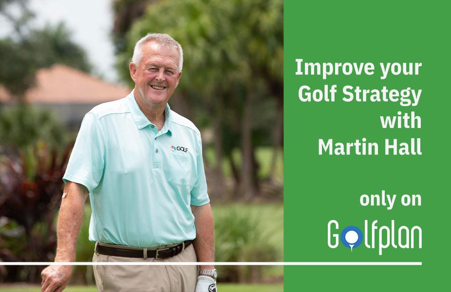 Golfplan Introduces Martin Hall
