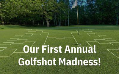 Golfshot Madness Bracket Challenge