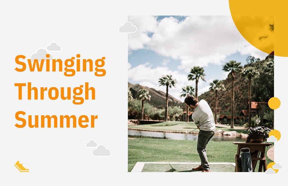 Swinging Through Summer Contest