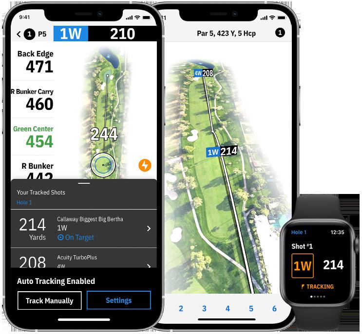 Golfscape AR
